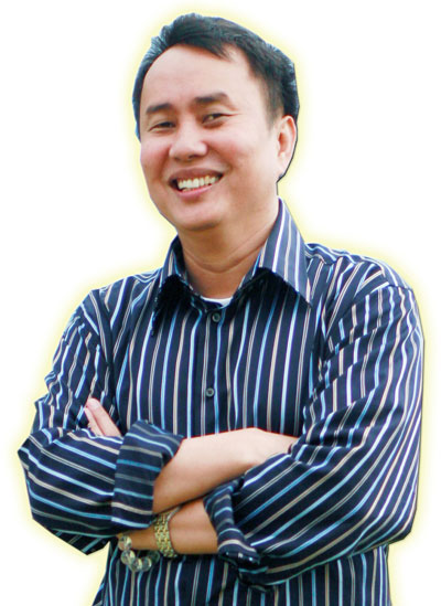 Congressman Bambol Tolentino