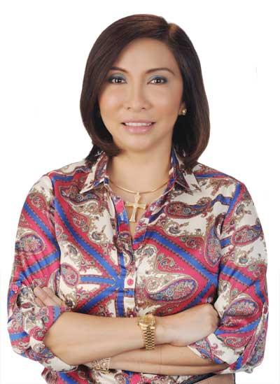 Mayor Agnes Tolentino